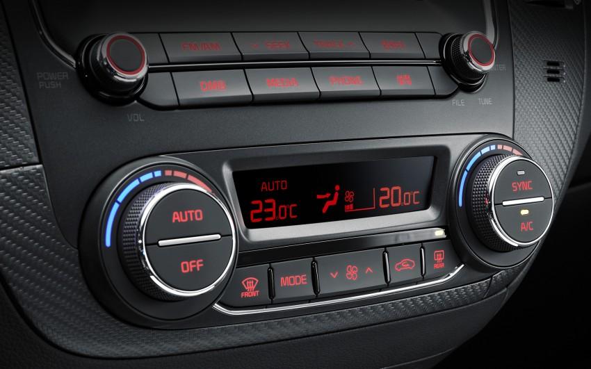 Kia Cerato facelift unveiled in South Korea, RM56k-77k Image #413673