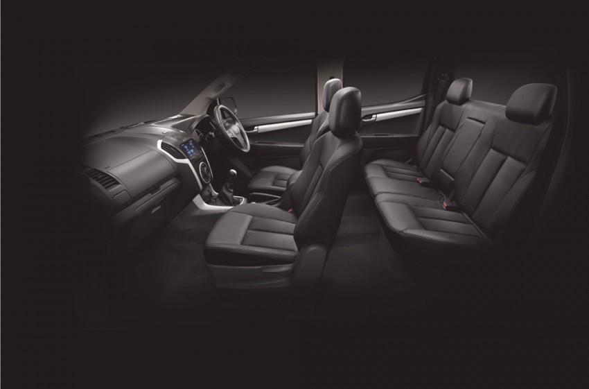Isuzu D-Max facelift – Thailand gets new 150 hp 1.9 Ddi Image #401721