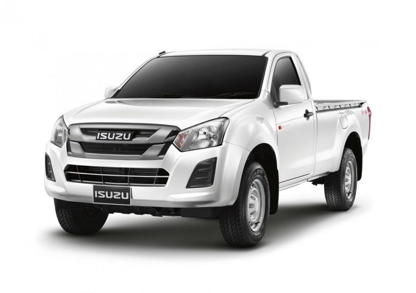 Isuzu D-Max facelift – Thailand gets new 150 hp 1.9 Ddi Image #401714