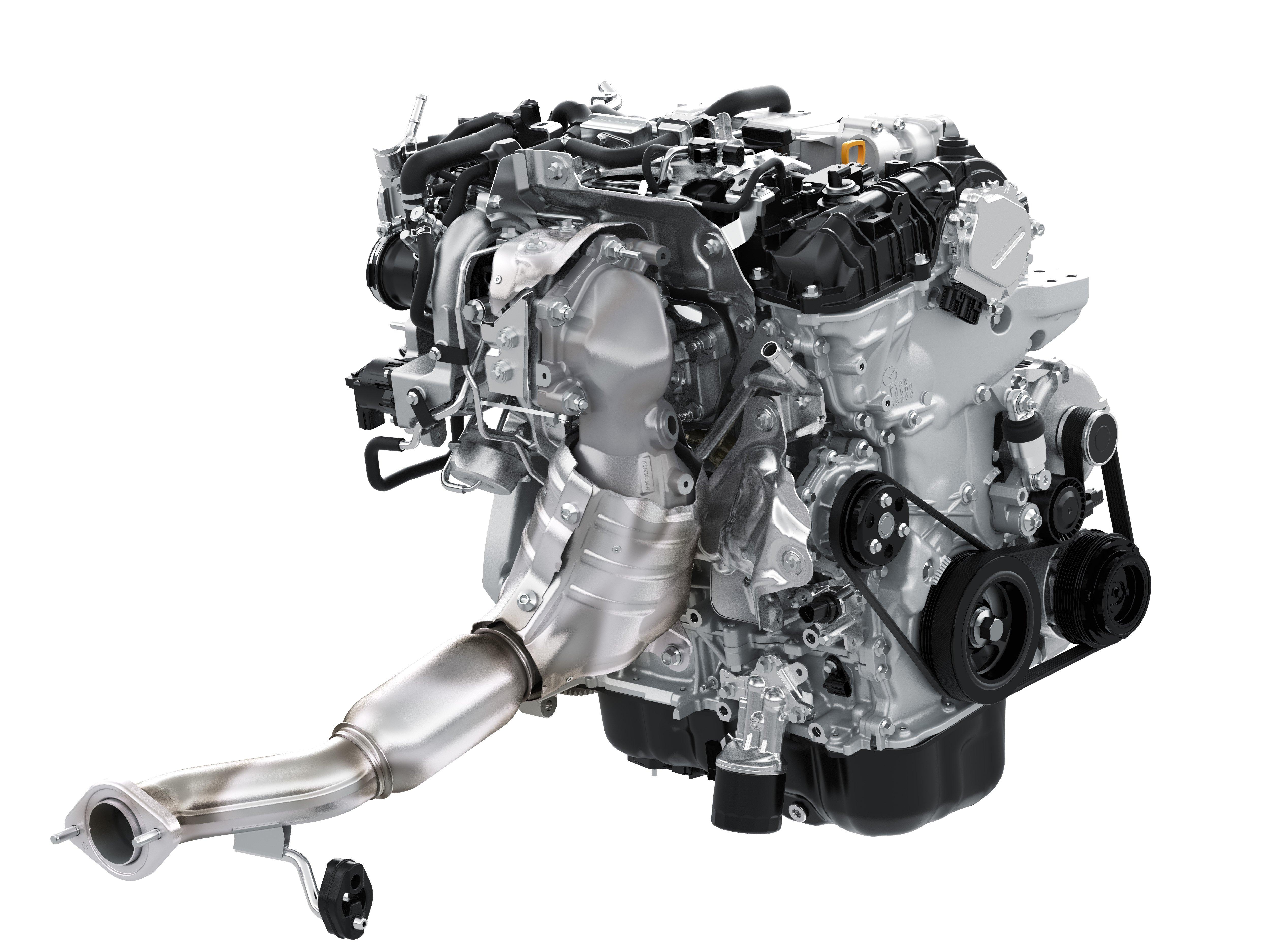 2017 Mazda CX-9 – 7-seat SUV, 2.5L SkyActiv turbo Image 409485