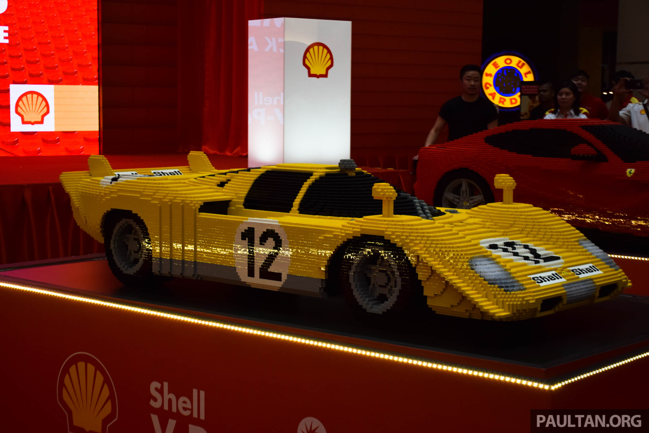 Shell V Power Lego Collection Launched In Malaysia Paul
