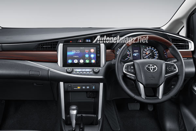 2016 Toyota Innova official photos leaked online Image 405655