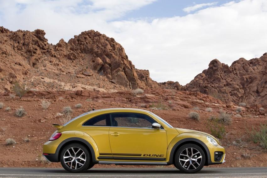 Volkswagen Beetle Dune revealed – Bug gets rugged Image #408791