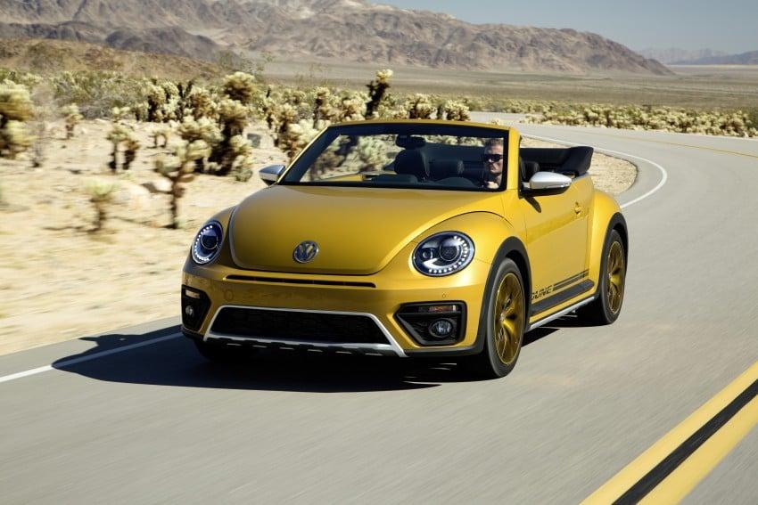 Volkswagen Beetle Dune revealed – Bug gets rugged Image #408796