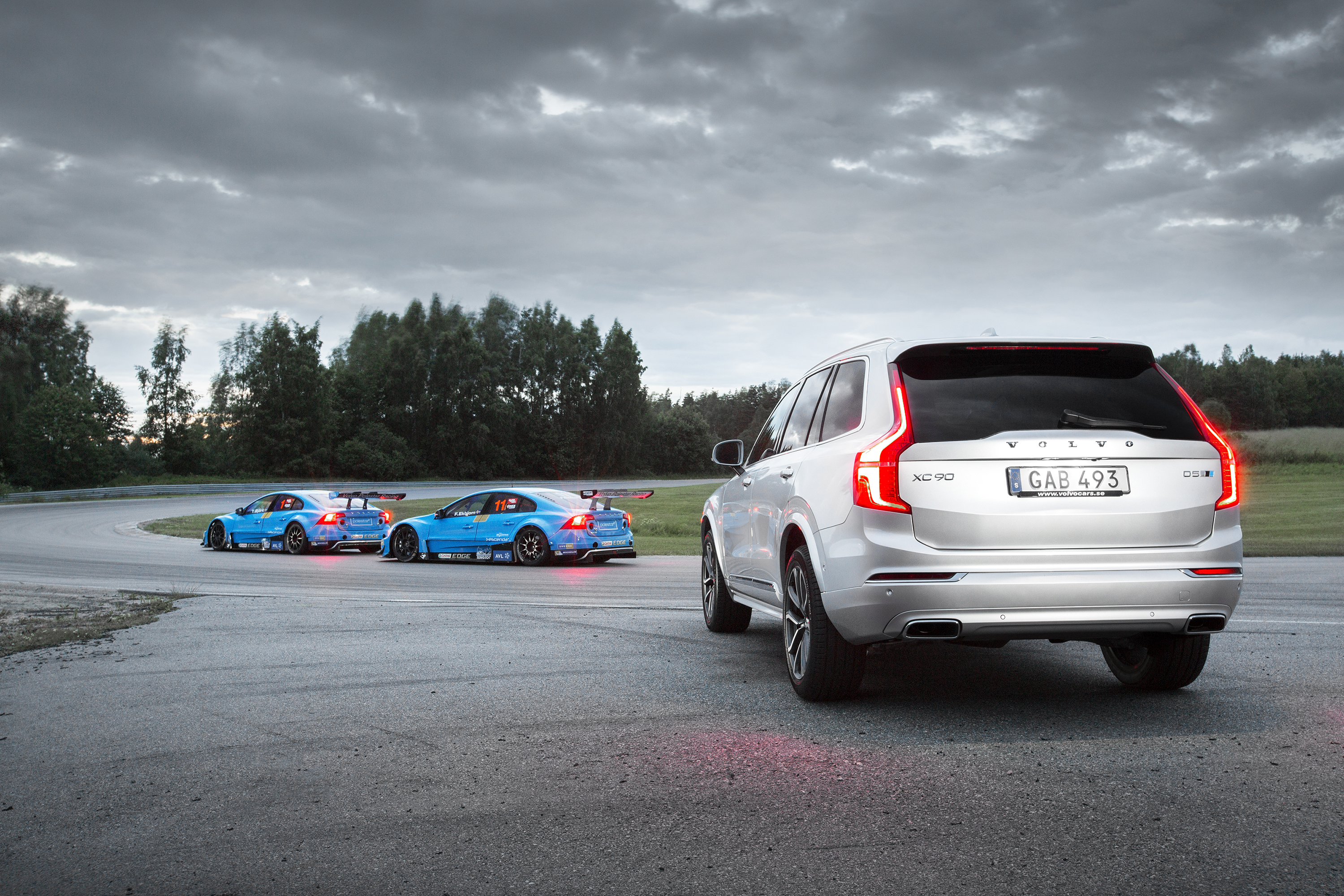 Volvo XC90 gets Polestar tuning for T6 and D5 engines Paul