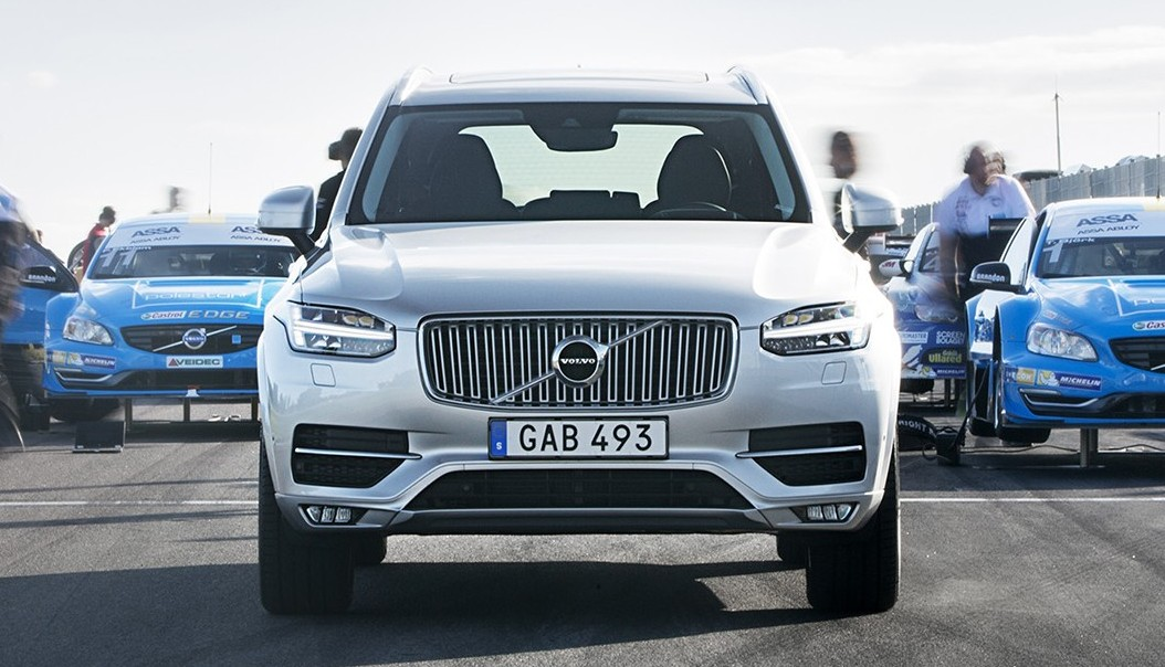 volvo xc90 gets polestar tuning for t6 and d5 engines. Black Bedroom Furniture Sets. Home Design Ideas