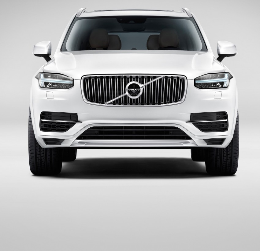 Volvo XC90 T8 Twin Engine launched in M'sia, RM454k Image #415444