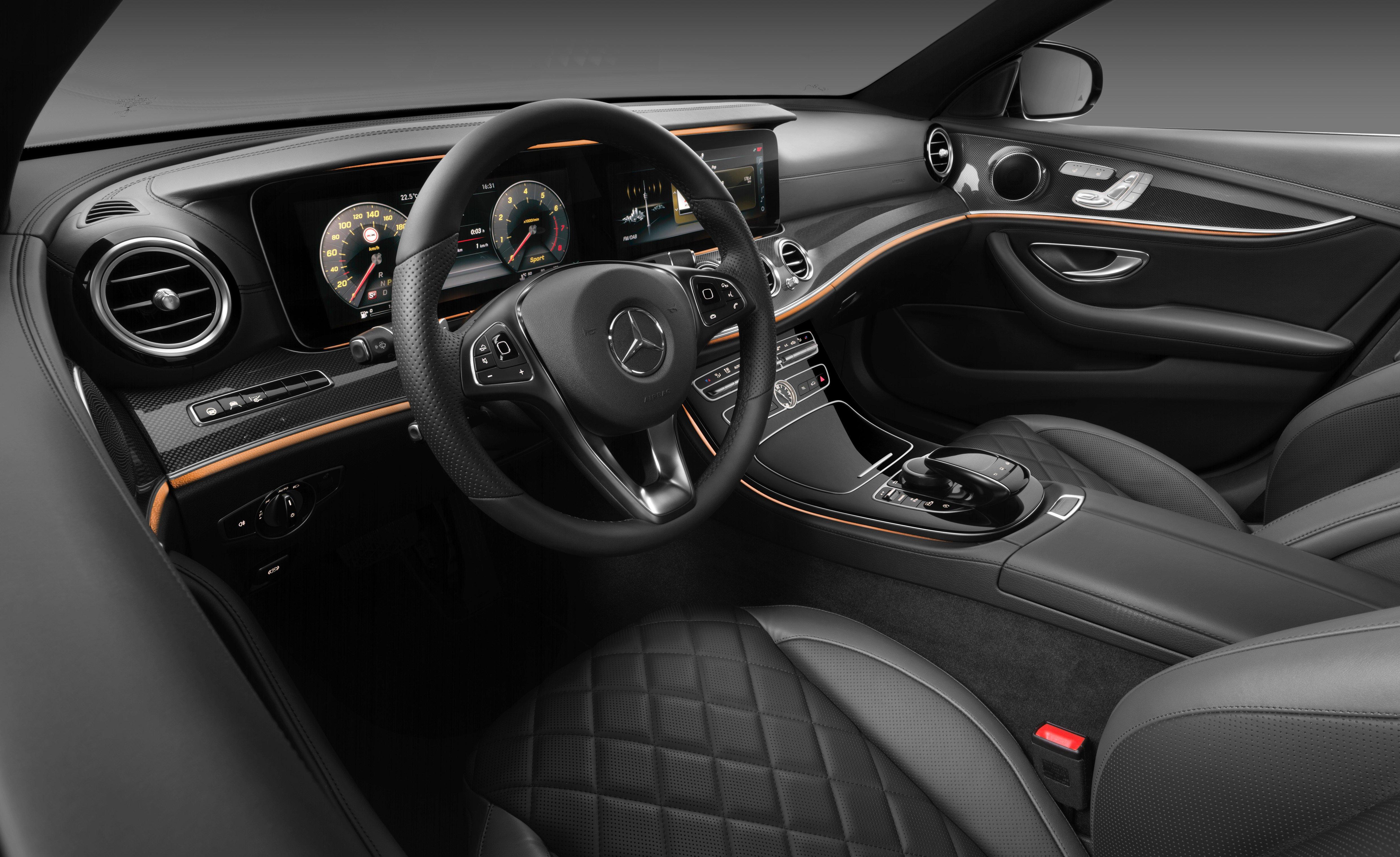Mercedes Benz C Interior