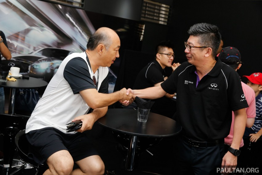 Infiniti Drive Malaysia – getting hands-on with safety Image #420091