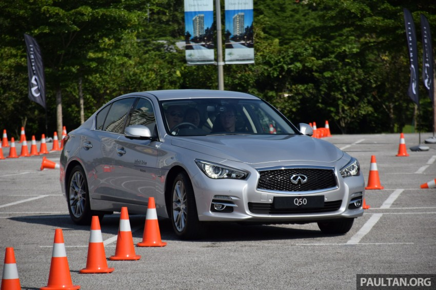 Infiniti Drive Malaysia – getting hands-on with safety Image #420102