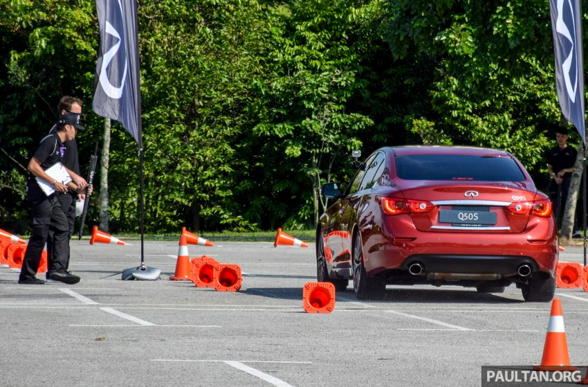 Infiniti Drive Malaysia – getting hands-on with safety Image #420104