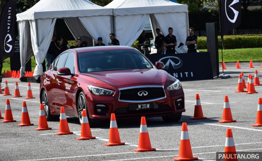 Infiniti Drive Malaysia – getting hands-on with safety Image #420107