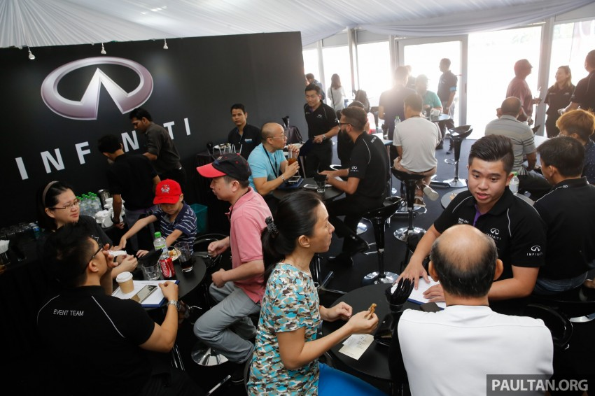 Infiniti Drive Malaysia – getting hands-on with safety Image #420092