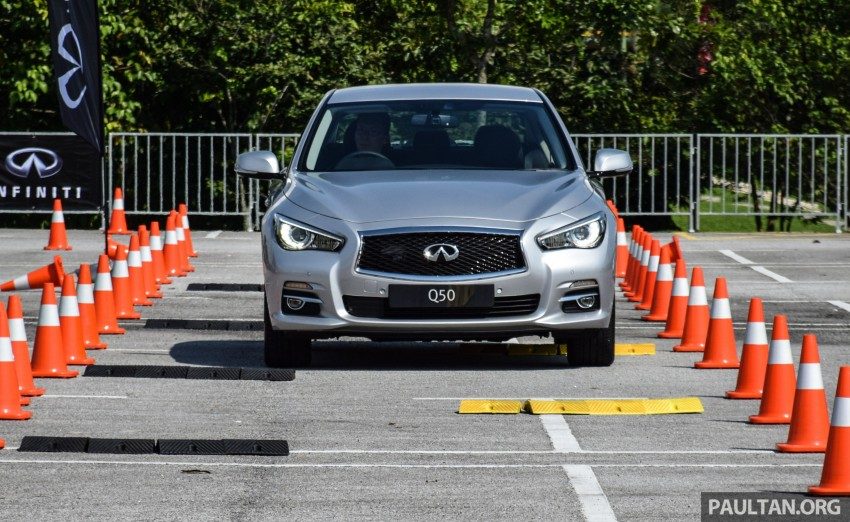 Infiniti Drive Malaysia – getting hands-on with safety Image #420111