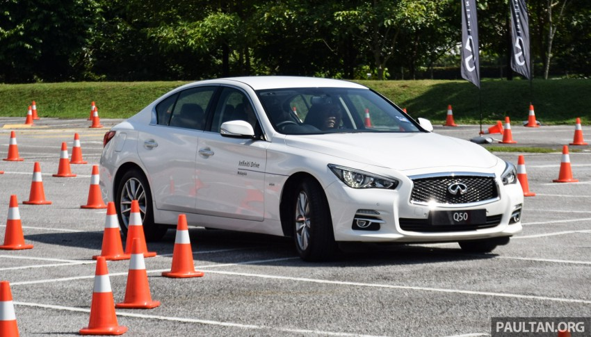 Infiniti Drive Malaysia – getting hands-on with safety Image #420113