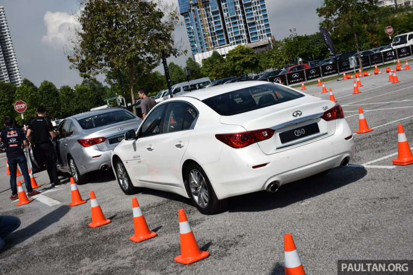 Infiniti Drive Malaysia – getting hands-on with safety Image #420114