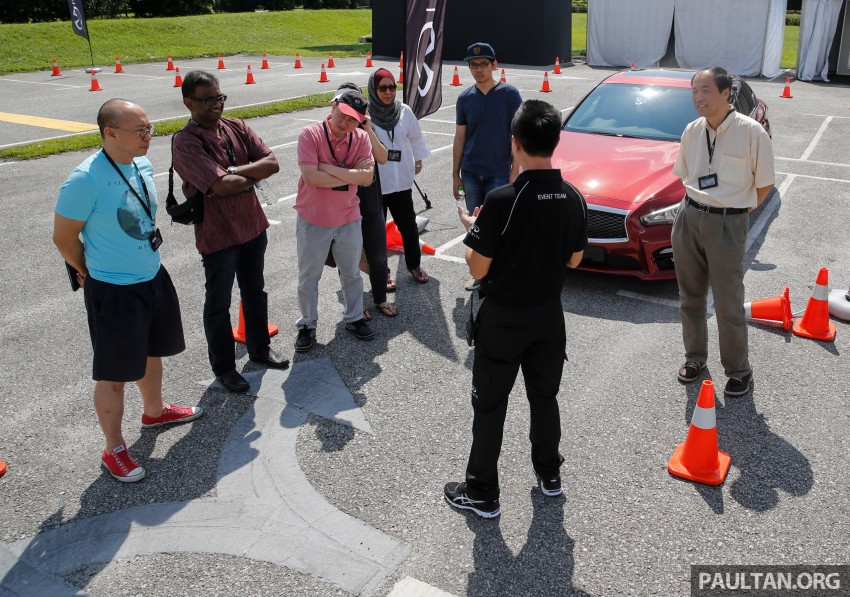 Infiniti Drive Malaysia – getting hands-on with safety Image #420116