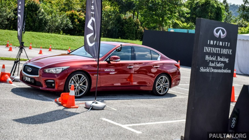 Infiniti Drive Malaysia – getting hands-on with safety Image #420117
