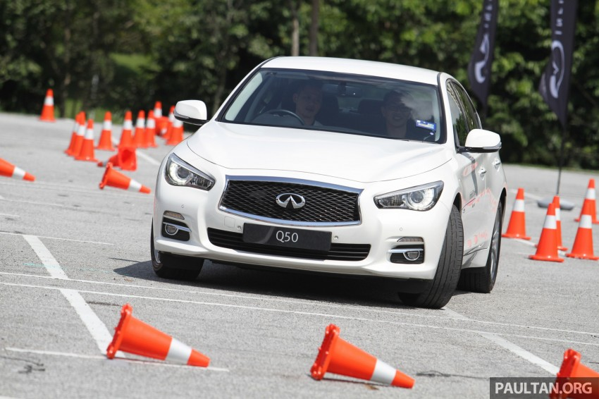 Infiniti Drive Malaysia – getting hands-on with safety Image #420120