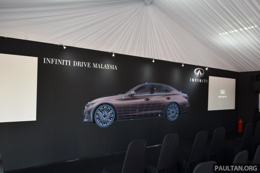 Infiniti Drive Malaysia – getting hands-on with safety Image #420094