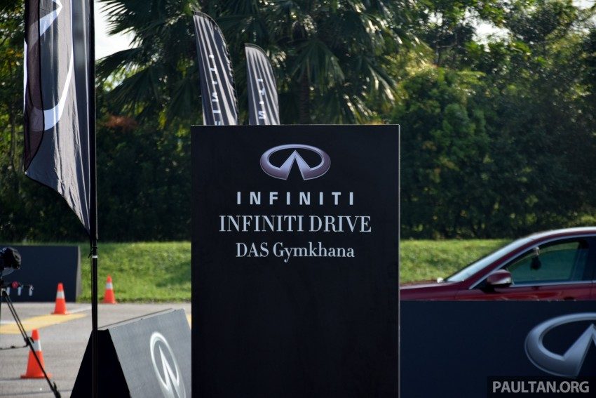 Infiniti Drive Malaysia – getting hands-on with safety Image #420095