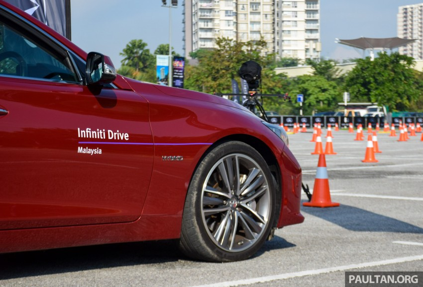 Infiniti Drive Malaysia – getting hands-on with safety Image #420096