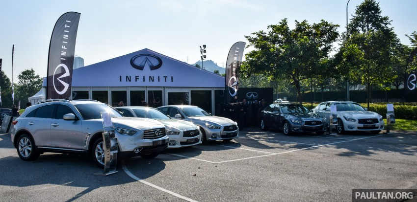 Infiniti Drive Malaysia – getting hands-on with safety Image #420097