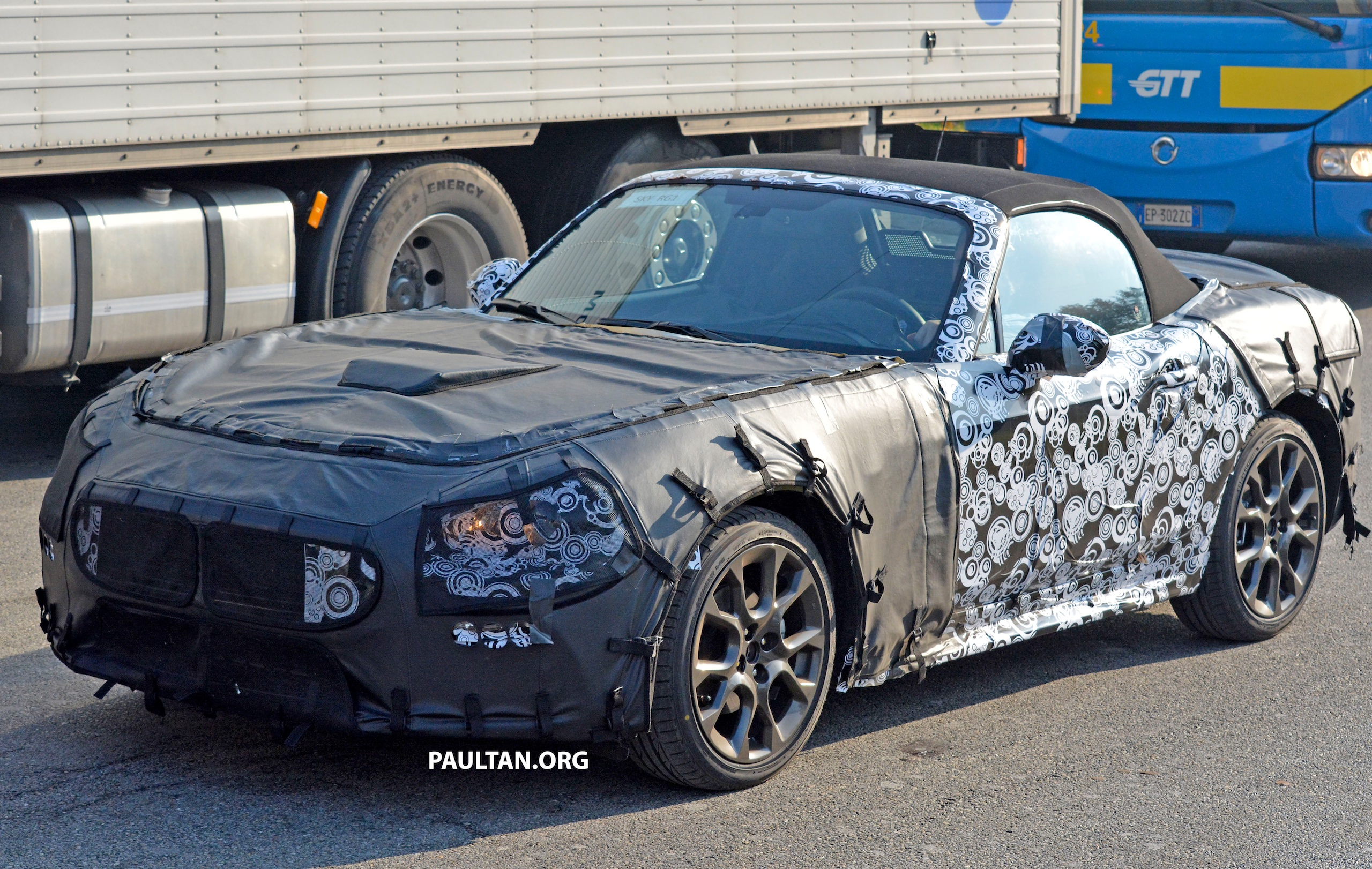 coupe spider considering fiat rally fixed roof report hardtop variant abarth news the of