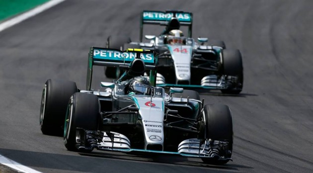 Petronas ready for F1 showdown with Shell in 2016