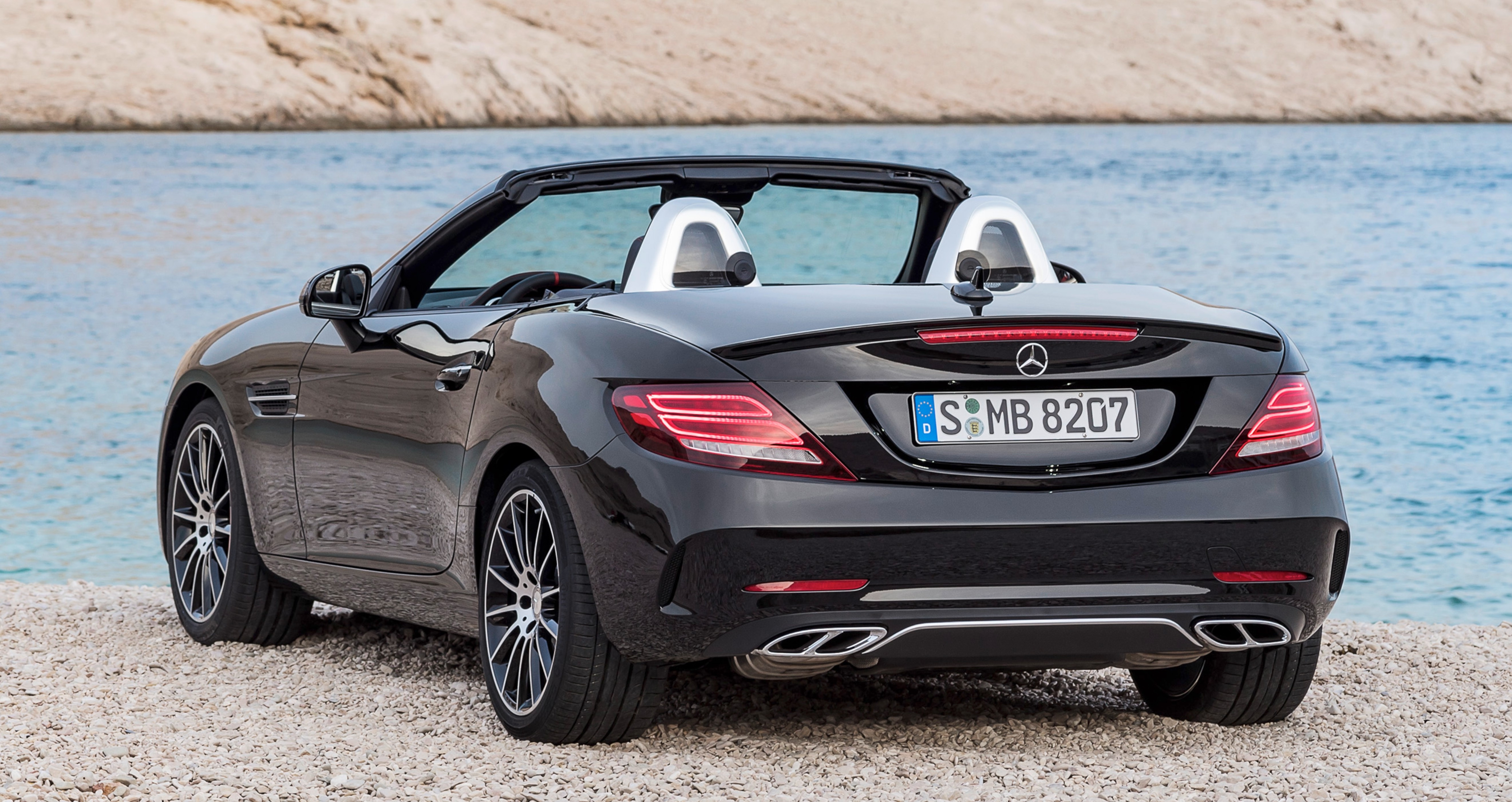 Mercedes-AMG SLC 43 gets downsized 3.0 V6 biturbo Image 419695