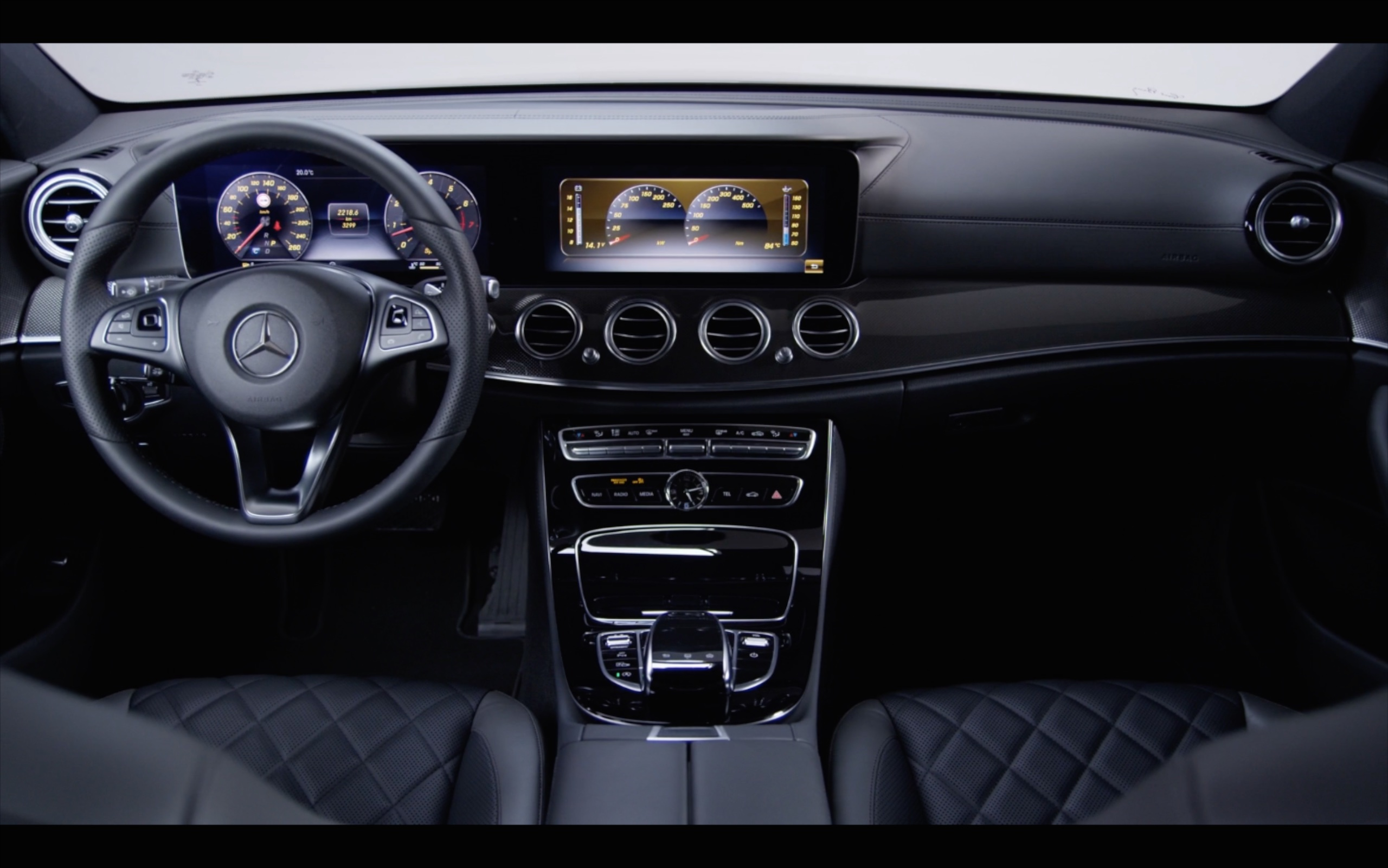 Video W213 Mercedes Benz E Class Interior Detailed Paul Tan Image