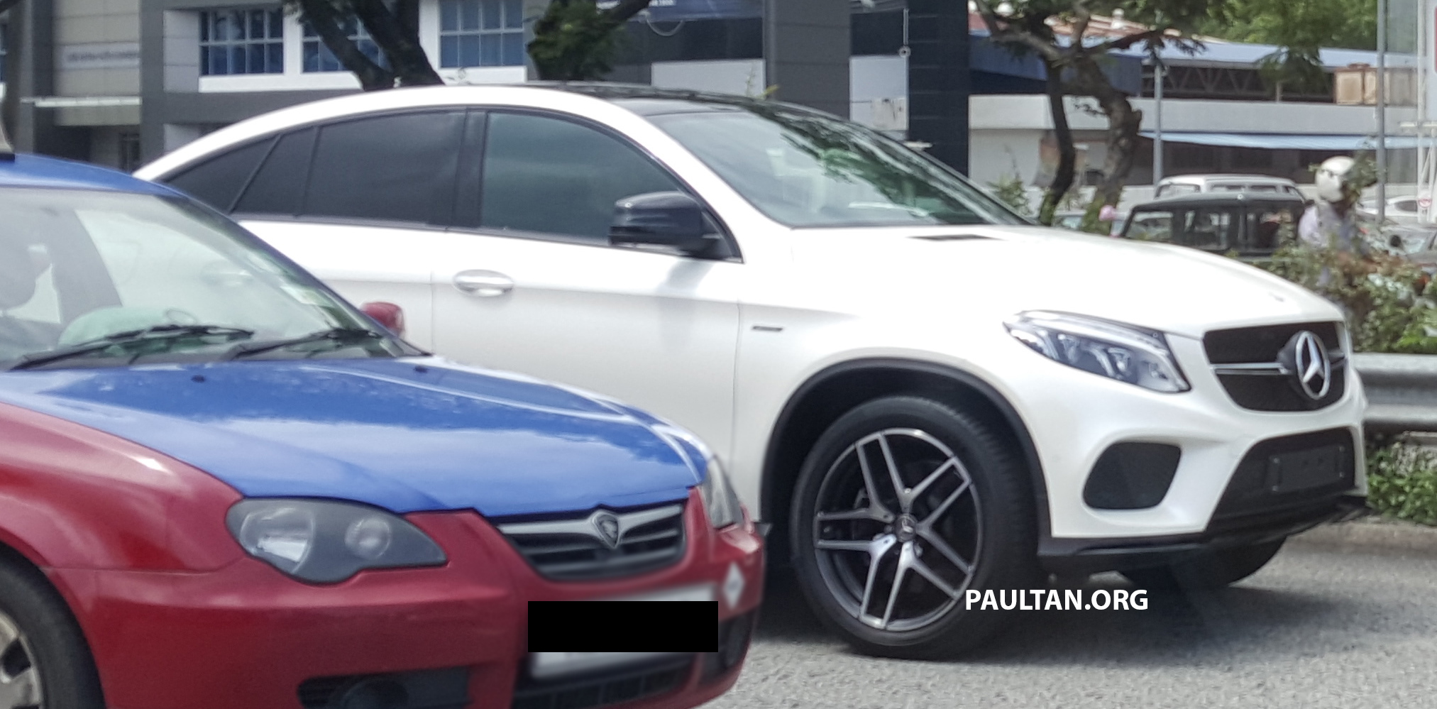 2018 Mercedes Gle Top Upcoming Cars 2020 Force 40 Hp Mercury Tachometer Wiring Diagram Spied Benz 450 Amg On Fed Hwy