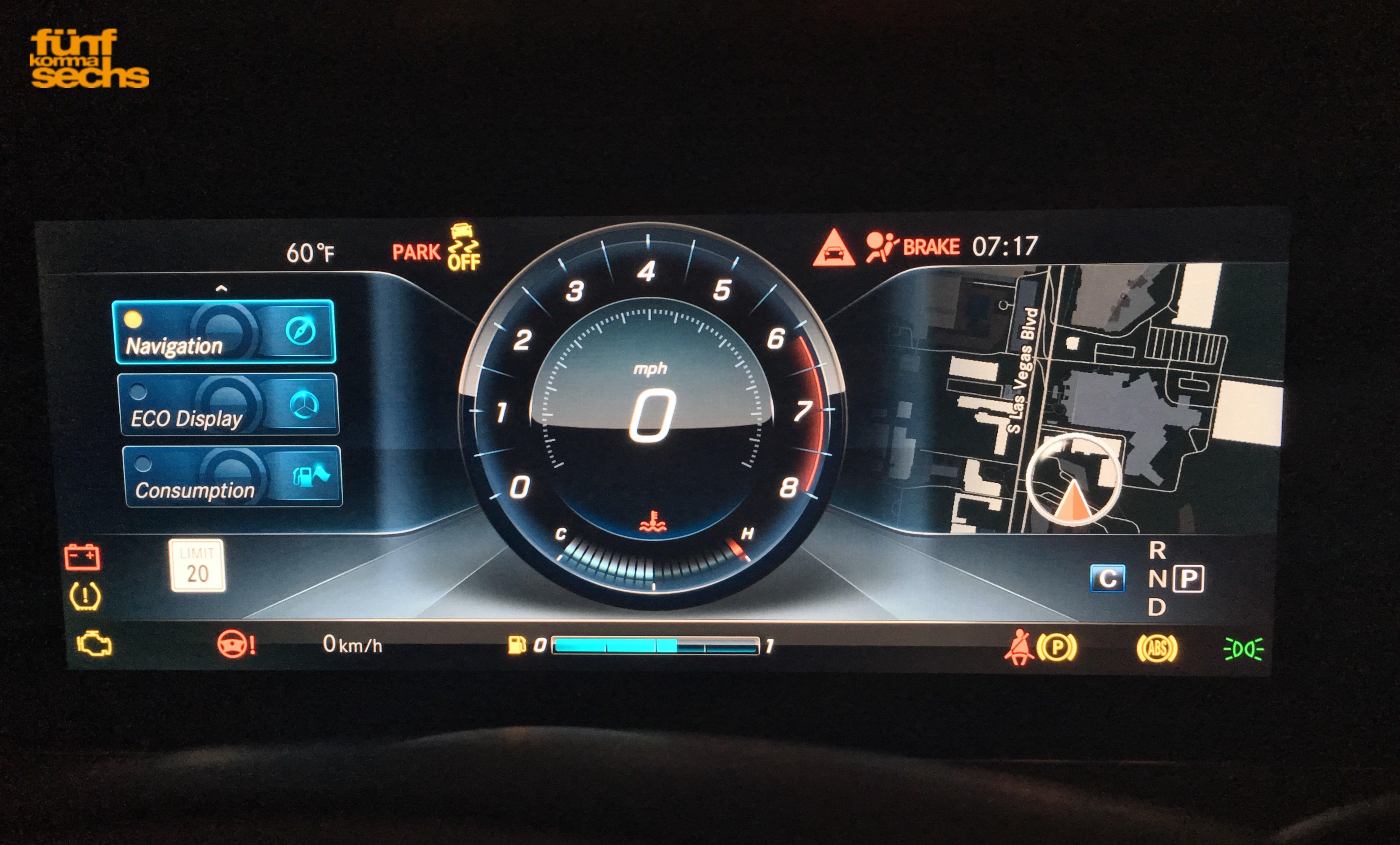 W213 Merc E-Class shows new key fob, display visuals Image ...