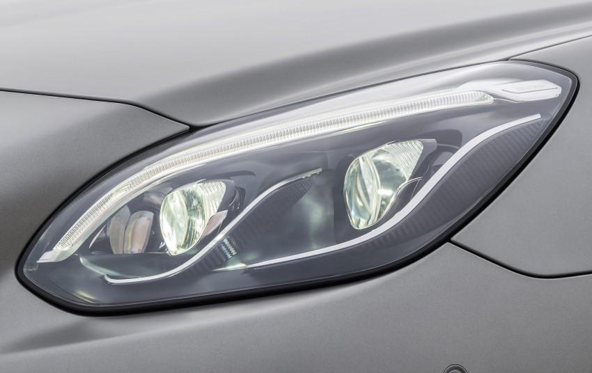 Mercedes-Benz SLC roadster debuts ahead of Detroit Image #419724