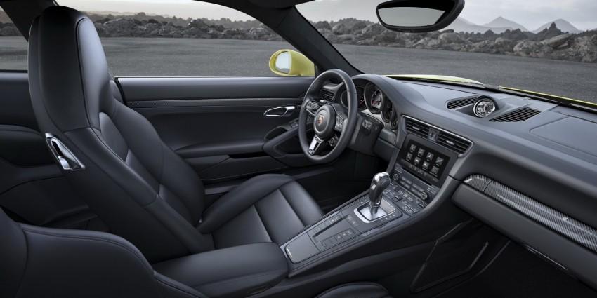 2016 Porsche 911 Turbo, Turbo S facelift revealed Image #414032