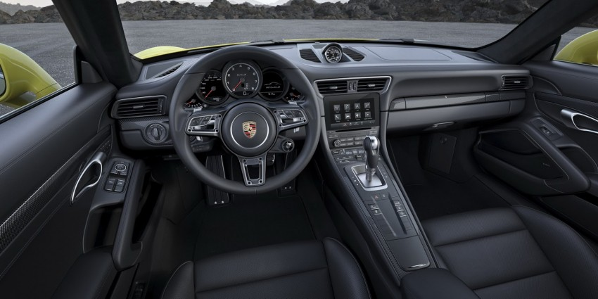 2016 Porsche 911 Turbo, Turbo S facelift revealed Image #414031