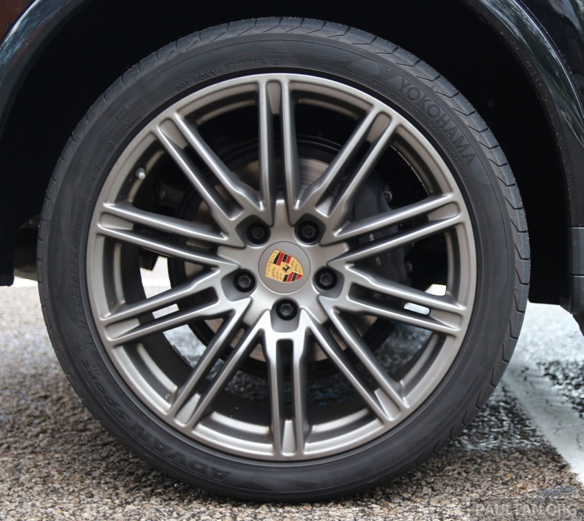 DRIVEN: Porsche Cayenne facelift – to Johor and back Image #420810