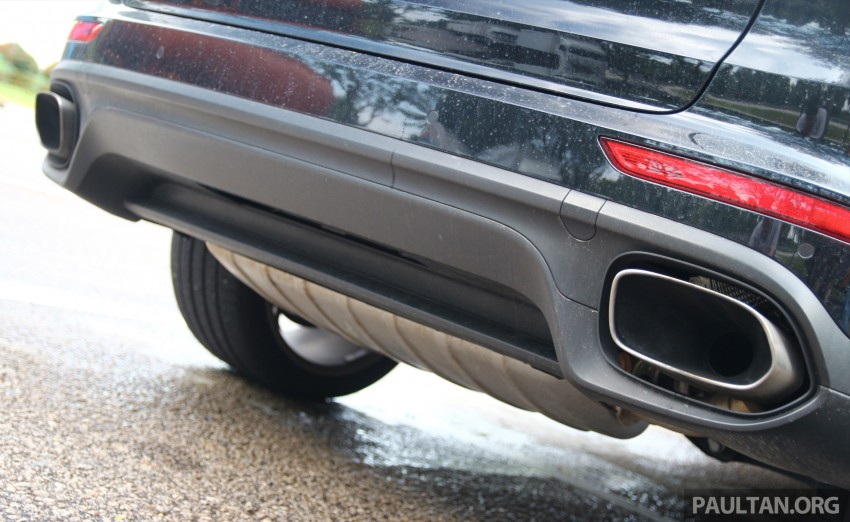 DRIVEN: Porsche Cayenne facelift – to Johor and back Image #420814