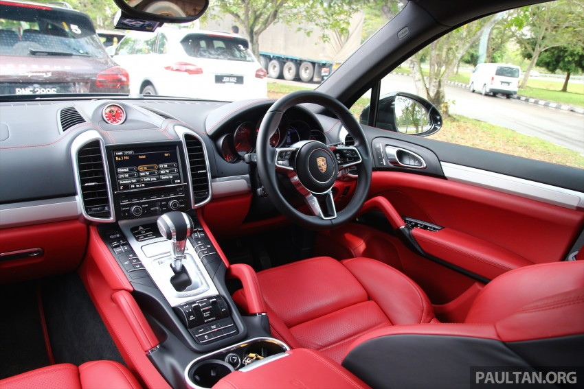 DRIVEN: Porsche Cayenne facelift – to Johor and back Image #420818