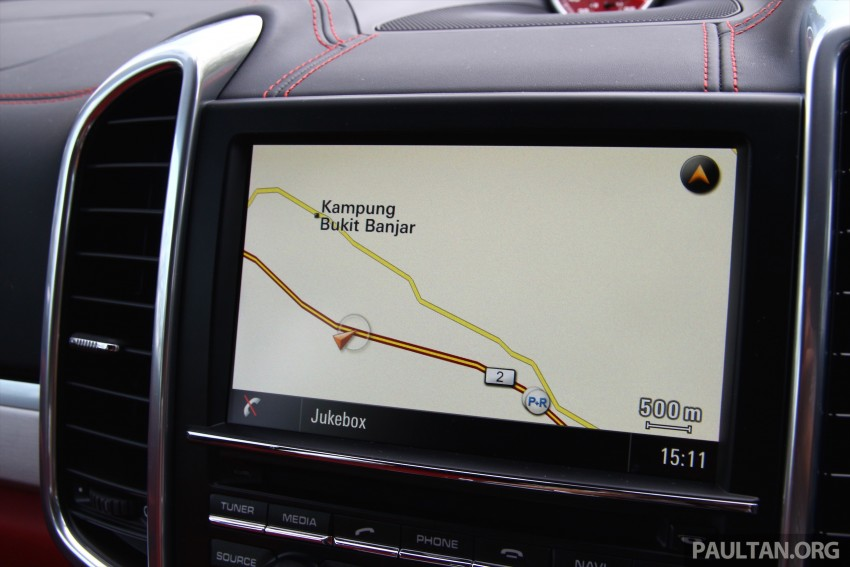 DRIVEN: Porsche Cayenne facelift – to Johor and back Image #420832