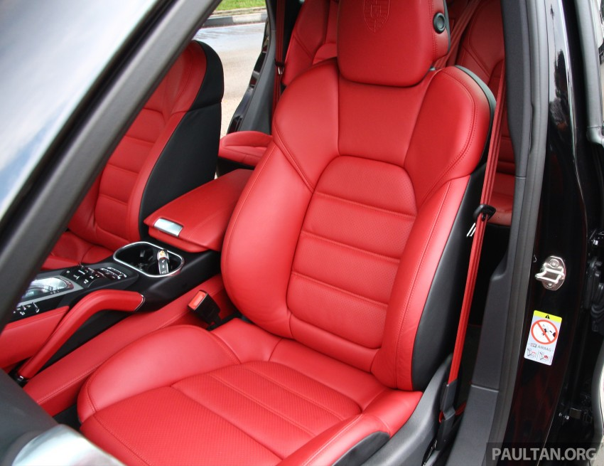 DRIVEN: Porsche Cayenne facelift – to Johor and back Image #420842