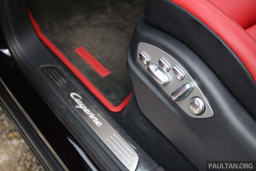 DRIVEN: Porsche Cayenne facelift – to Johor and back Image #420844