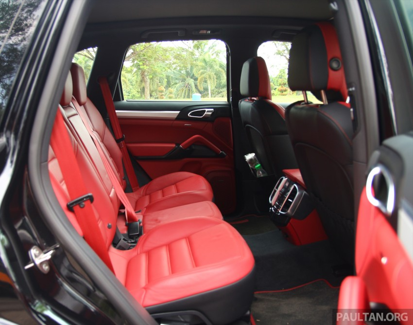 DRIVEN: Porsche Cayenne facelift – to Johor and back Image #420846