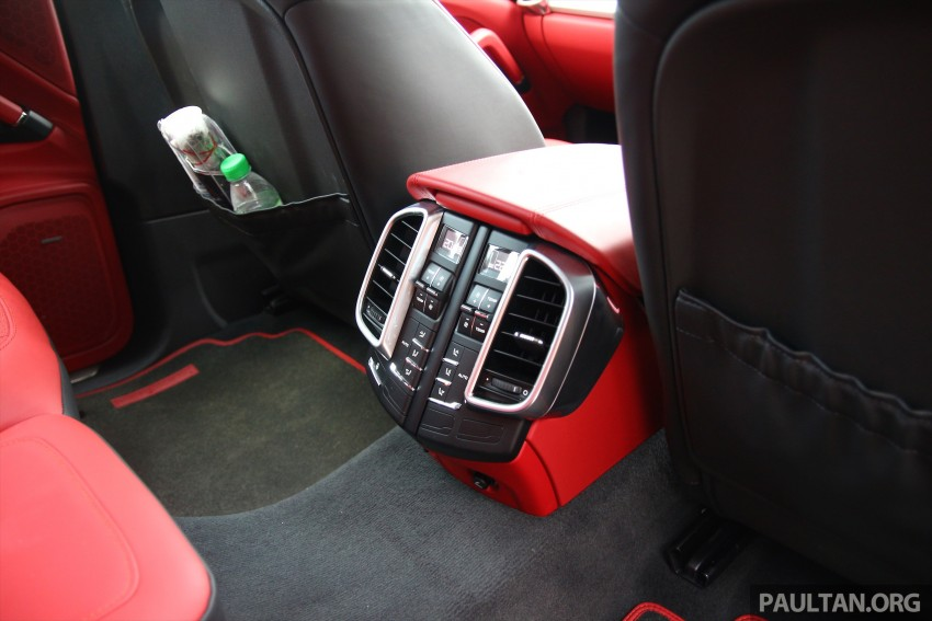 DRIVEN: Porsche Cayenne facelift – to Johor and back Image #420848