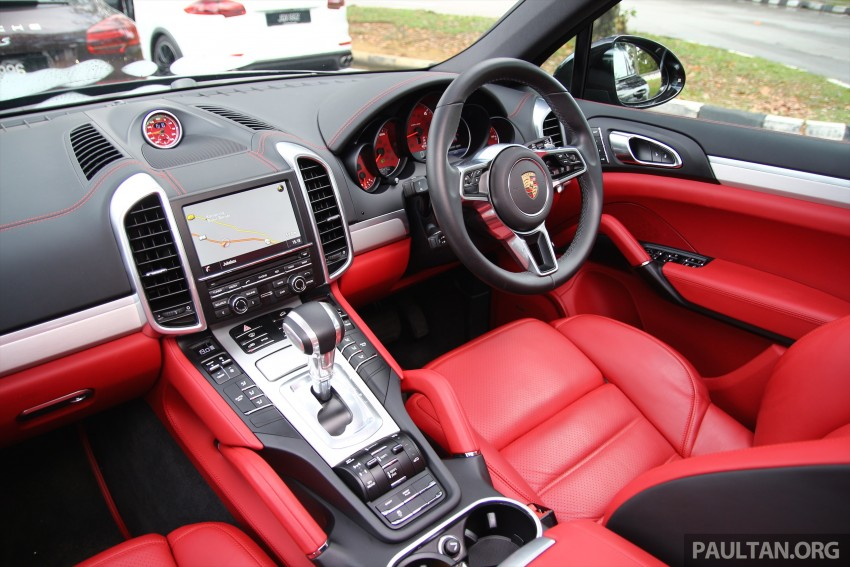 DRIVEN: Porsche Cayenne facelift – to Johor and back Image #420852