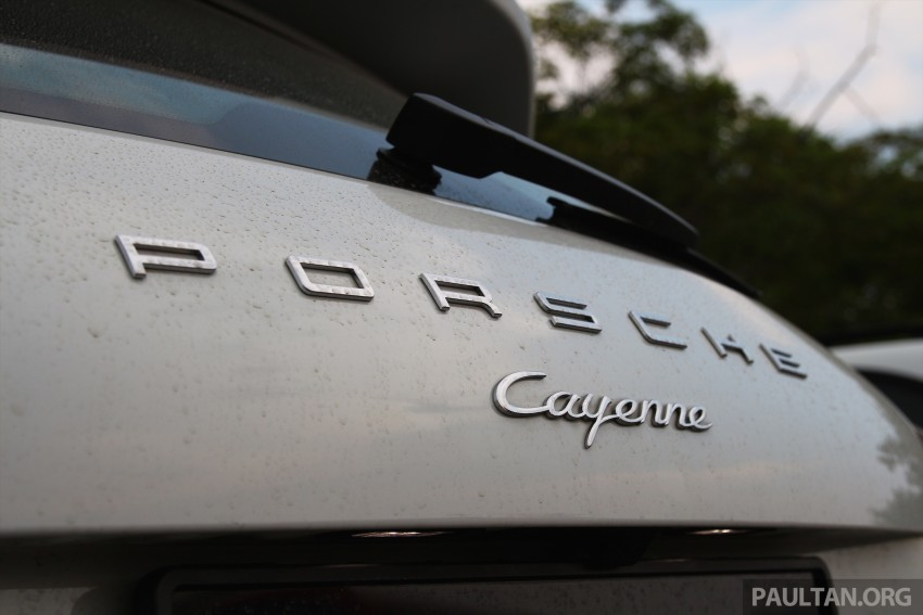 DRIVEN: Porsche Cayenne facelift – to Johor and back Image #420757