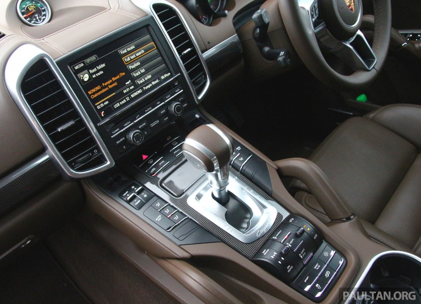 DRIVEN: Porsche Cayenne facelift – to Johor and back Image #420768