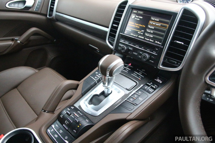 DRIVEN: Porsche Cayenne facelift – to Johor and back Image #420777
