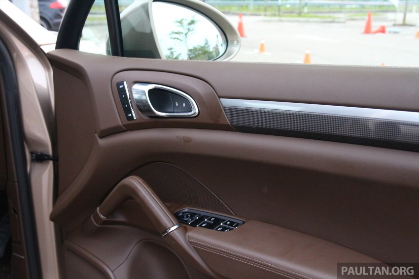 DRIVEN: Porsche Cayenne facelift – to Johor and back Image #420783