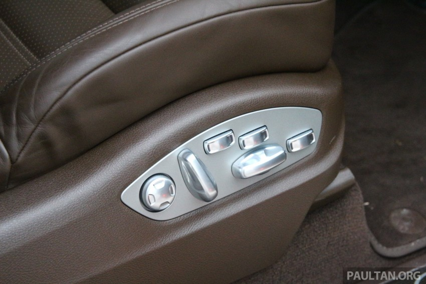DRIVEN: Porsche Cayenne facelift – to Johor and back Image #420784